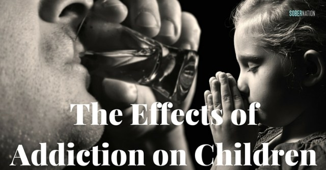 The Effects of Addiction on Children