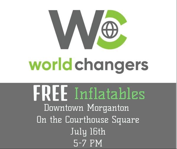 World changers ad