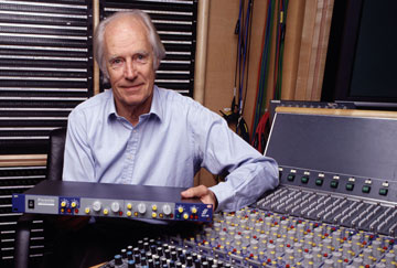Sir George Martin with original sidechain and ISA110