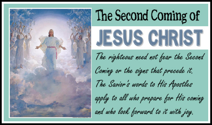 Image result for Christ's 2nd advent pics