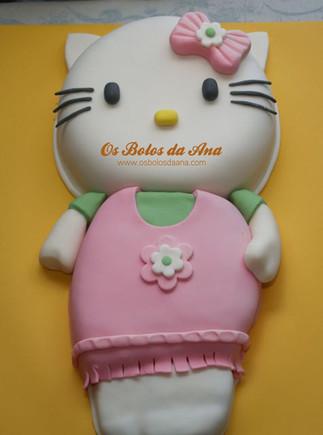 bolo personalizado hello kitty