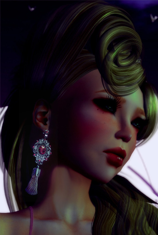 Girl with a Jeweled Earring