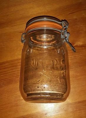 memory jar to be