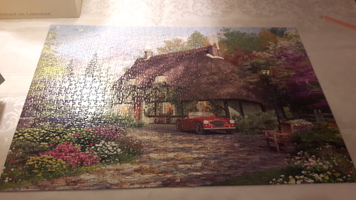 christmas puzzle time