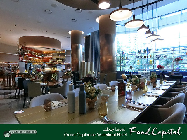 Grand Copthorne Waterfront Food Capital