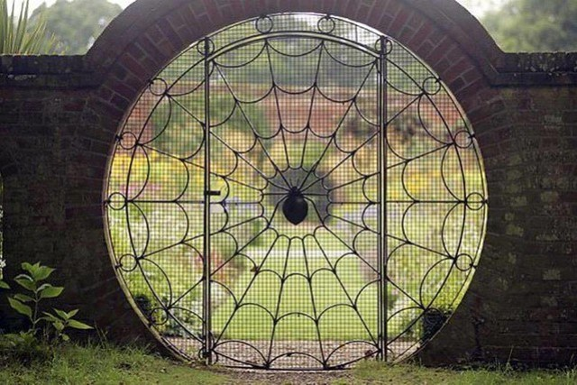 Stunning gate design ideas 12