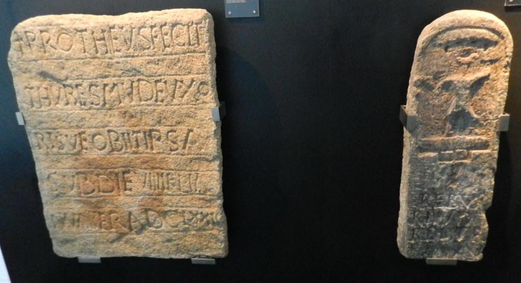 Arqueologia Museo Abade de Bacal Braganza Portugal 01