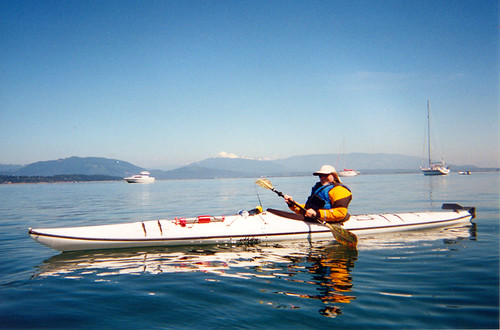 Kayaking in Washington State