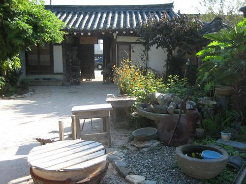 Dónde dormir y alojamiento en Gyeongju (Corea del Sur) - Sa Rang Chae Guesthouse. ViajerosAlBlog.com