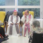 visite pastorale messe maison de retraite