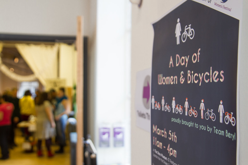 Festival of Women and Bicycles 2017