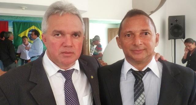 Gaúchos e cariocas, invejai os servidores públicos de Mojuí dos Campos, Jailson Costa e Everaldo Camilo, de Mojuí dos Campos
