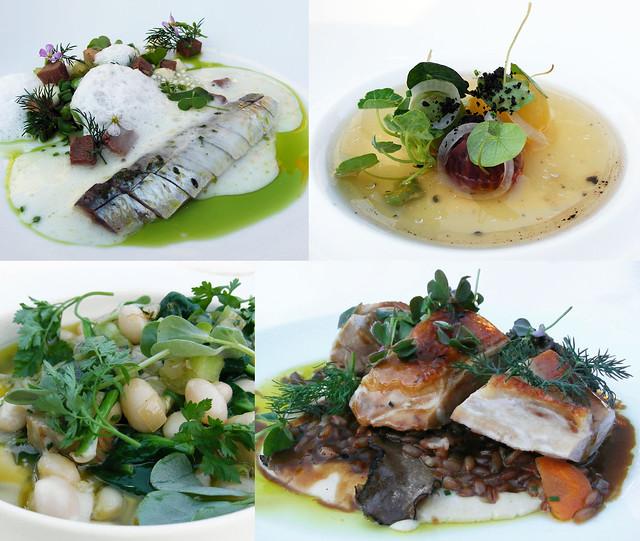 Menu at Restaurant De Jong
