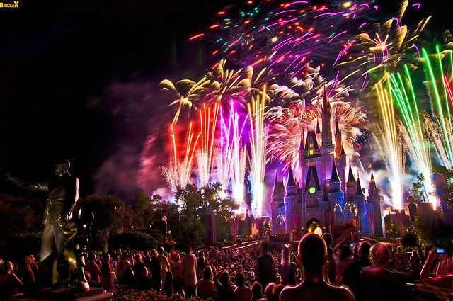 Walt Disney World - Magic Kingdom - Wishes! A Magical Gathering of Disney Dreams