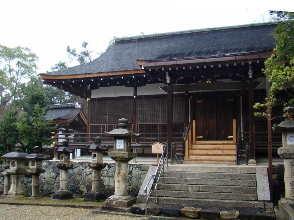 Nara Gran Santuario Kasuga Japon 30