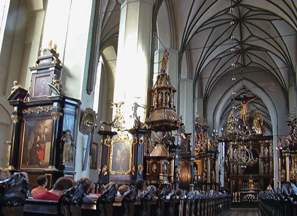 Iglesia San Nicolas Gdansk Polonia 04