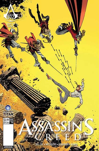 29471145893_63a475fd61_z ComicList Preview: ASSASSIN'S CREED #12