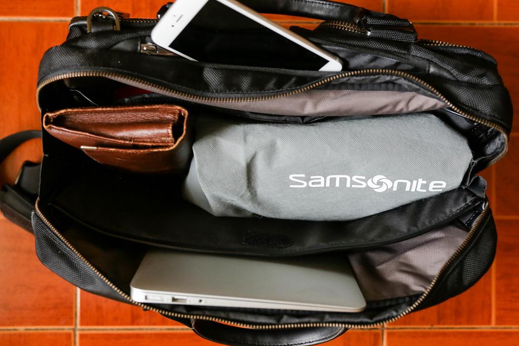 Samsonite Bag-1