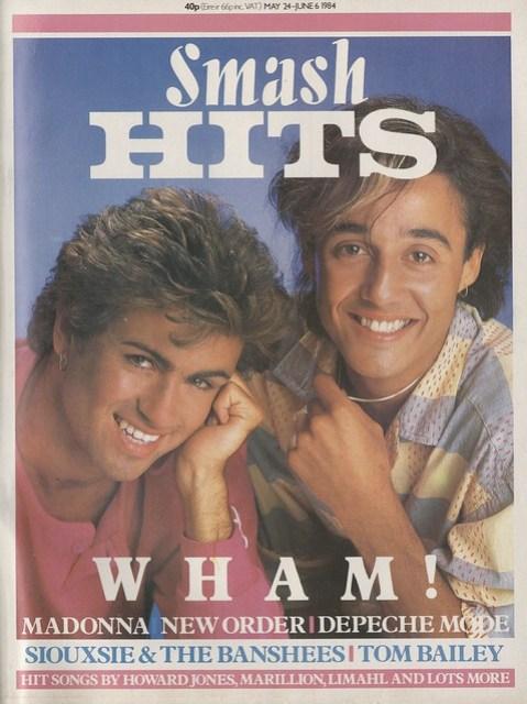 Smash Hits, May 24 - June 6, 1984