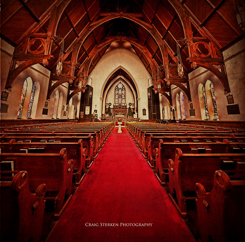 Trinity Episcopal Church Bay City Michigan Built In