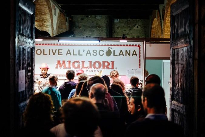 Salone del Gusto 2016: street food @ Murazzi del Po