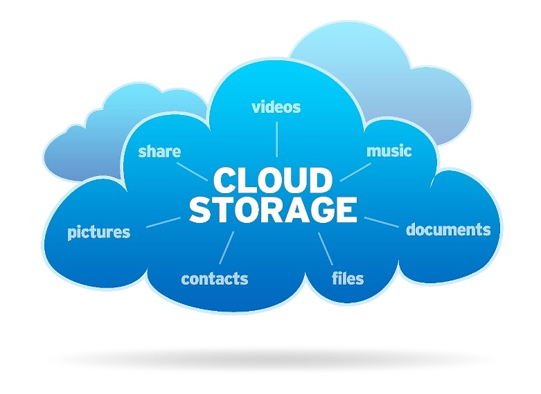 cloud storage main