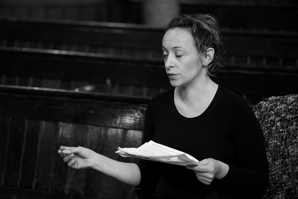 Daylight Music 236: Khoros Choir singing works by Emily Hall