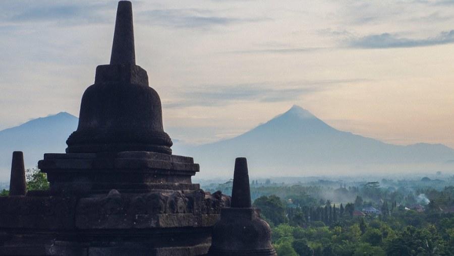 borobudur Yogyakarta Indonesia Sunrise (32 of 35)