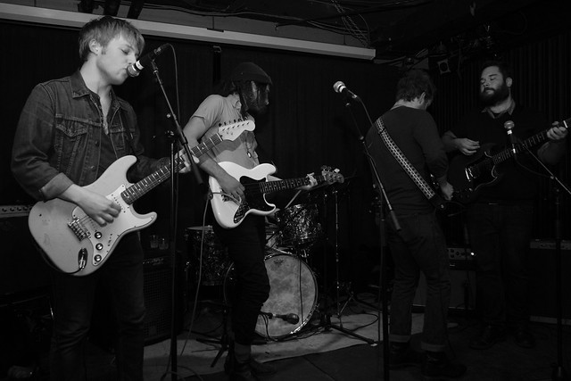 The Vile Bodies @ Saw Gallery