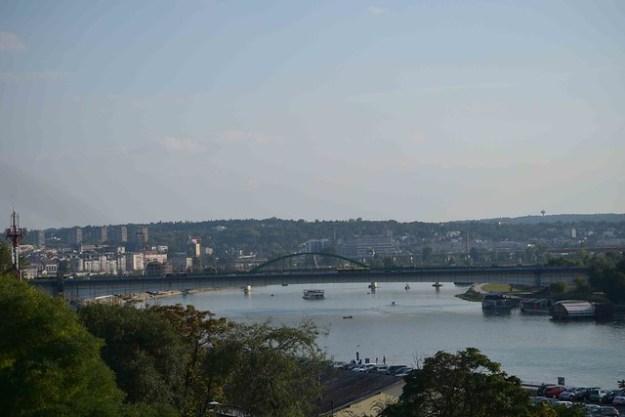 Kalemagden Sava River