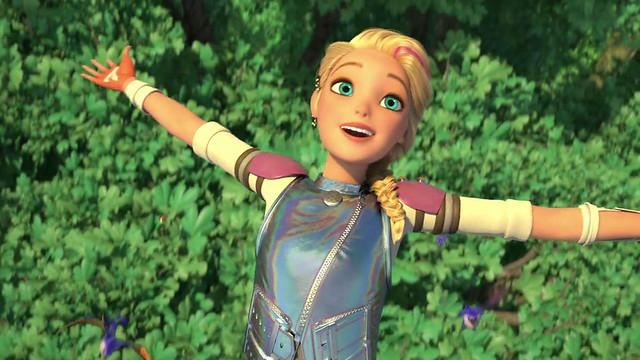 barbie avventura stellare - sognare in grande
