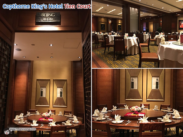 Copthorne Kings Hotel Tien Court Private Room