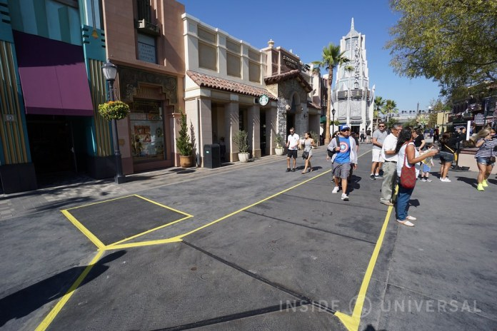 Photo Update: October 25, 2016 - Universal Studios Hollywood