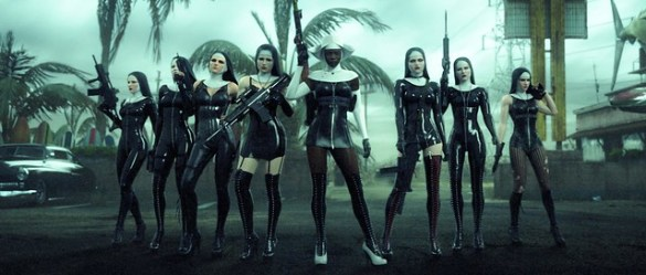 Hitman: Absolution - Nuns