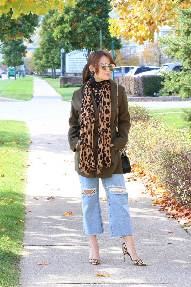 olive-green-coat-leopard-scarf-6