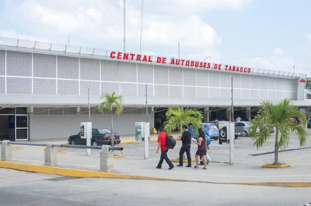 Terminal ADO Tabasco