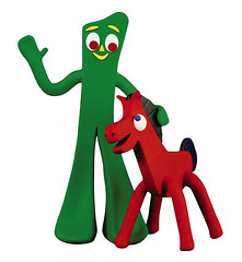 29545963213_7f079e17ac_m New deluxe collection to pay tribute to Art Clokey's GUMBY