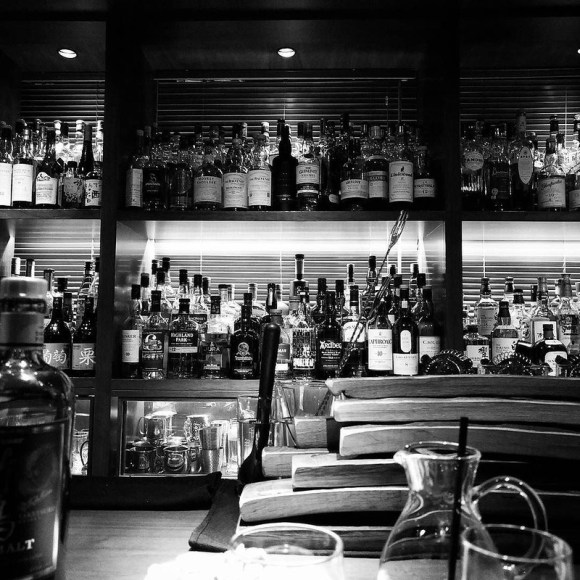 Japanese bars are the best bars.
