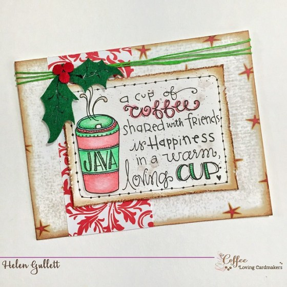 Winter Coffee Lovers Blog Hop with ADORNit