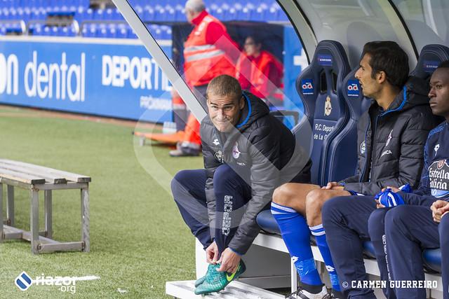 La Liga Santander: RC Deportivo - Sevilla
