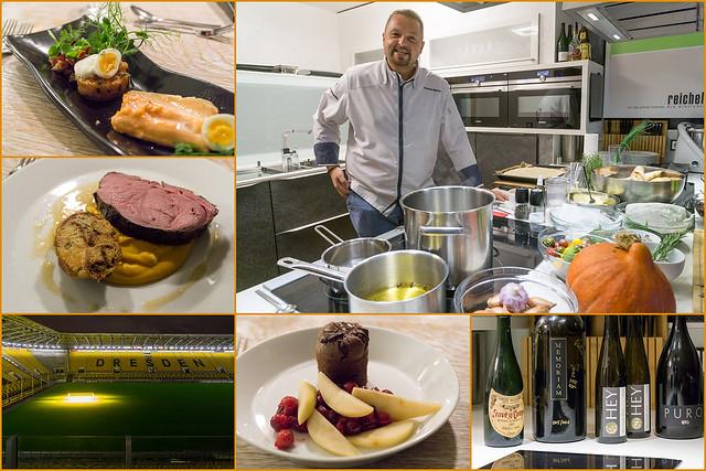 Kochkurs mit Torsten Beyer