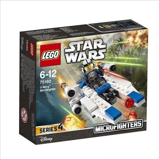 LEGO Star Wars 2017