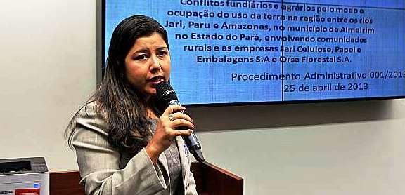 MP reforça presença em Rurópolis e Placas neste final de eleição, foto de Ione Nakamura