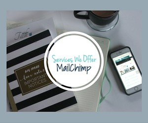 Services We Offer-MailChimp