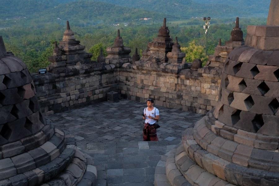borobudur Yogyakarta Indonesia Sunrise (12 of 35)
