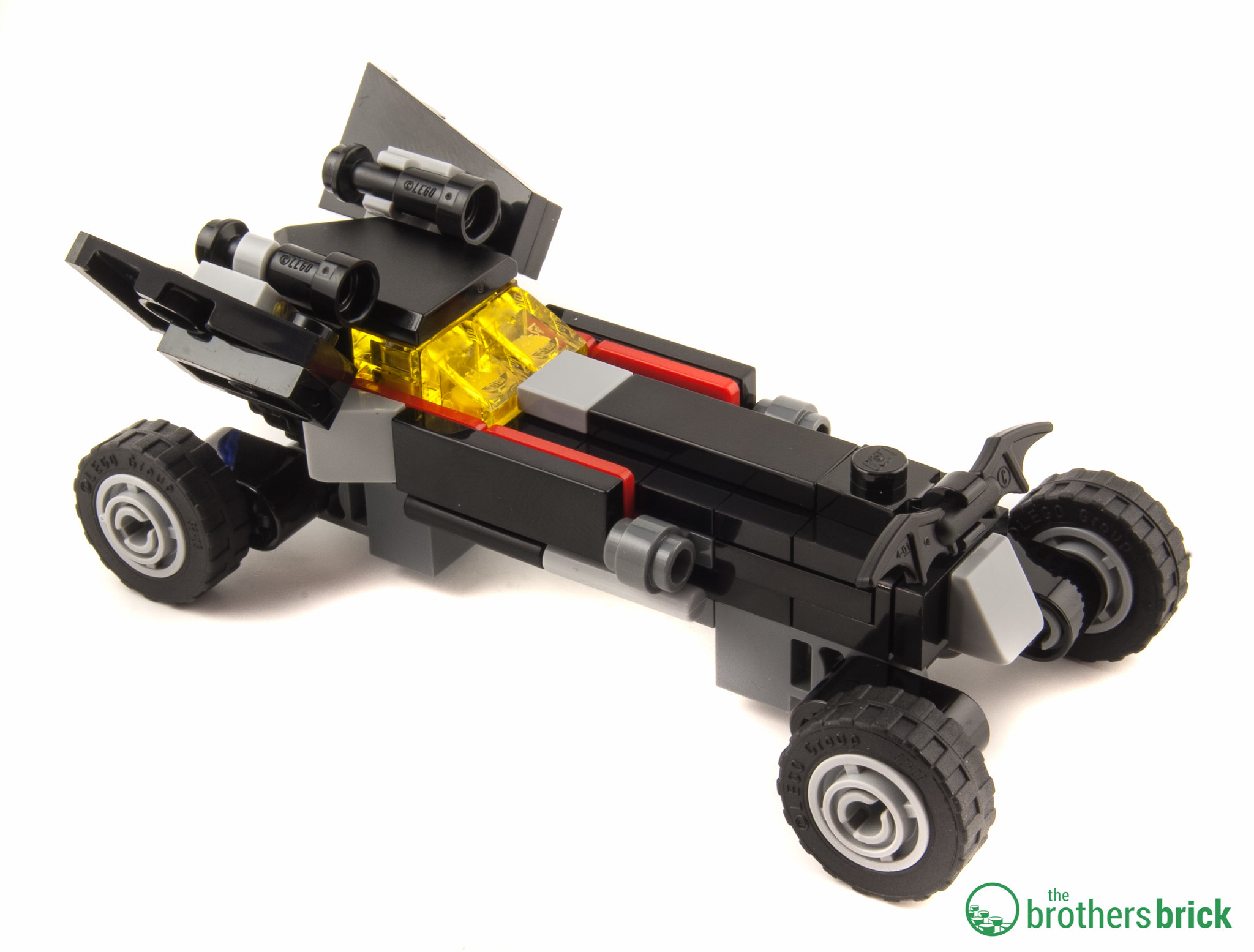 New LEGO Batman Movie Batmobile Batwing Mini Sets