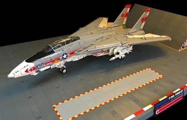 F-14A Tomcat Front Qtr