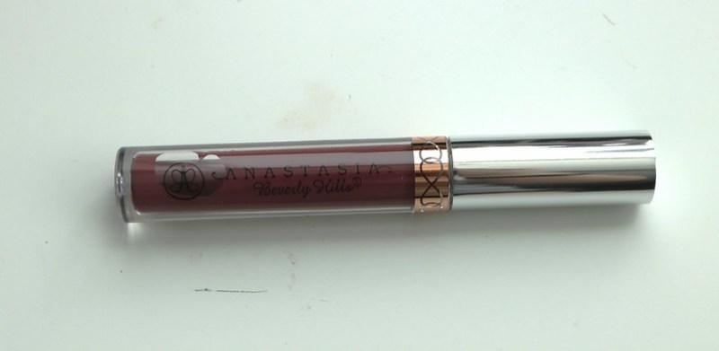 Anastasia Liquid Lipstick in Trust Issues