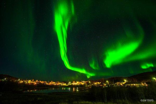 Stars and Aurora - Senja, Norway.jpg