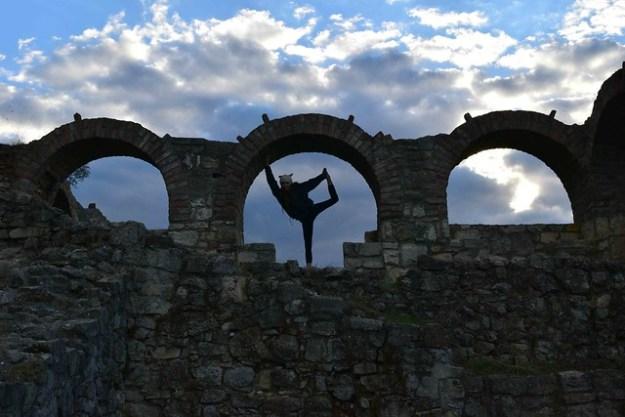 Kalemagden Ruins